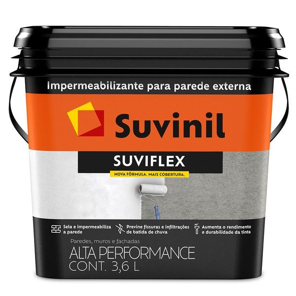 Impermeabilizante Suviflex Fosco 3,6L - Suvinil