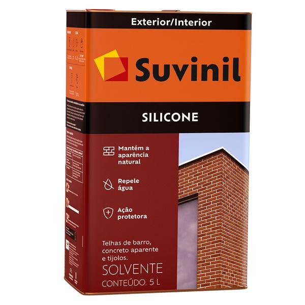 Silicone 5L - Suvinil