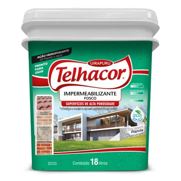 Silicone 18L Incolor - Telhacor