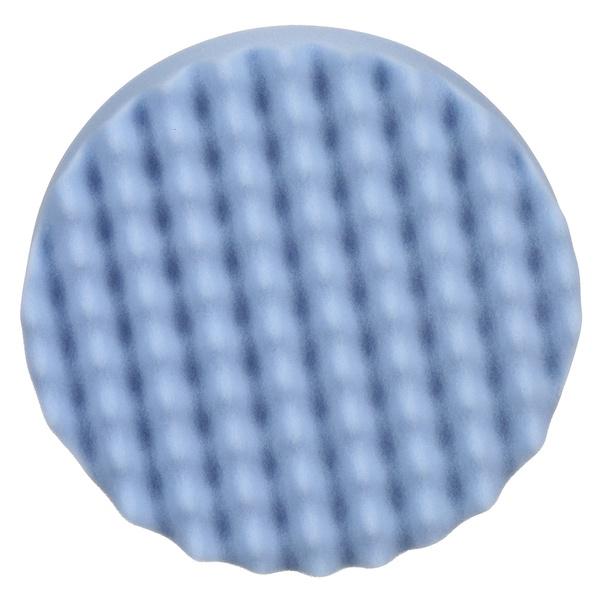 Boina para Polimento de Espuma Face Única Azul - 3M