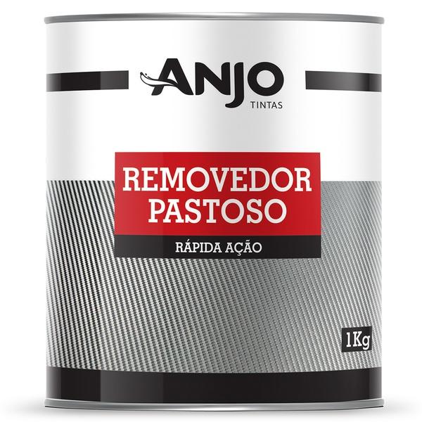 Removedor de Tinta Pastoso 1KG - Anjo