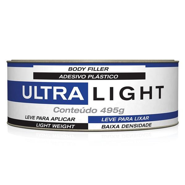 Adesivo Plástico Ultra Light 495g - Maxi Rubber
