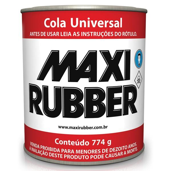 Cola Universal 774g - Maxi Rubber