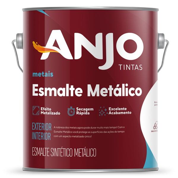 Esmalte Sintético Metálico 3,6L - Anjo