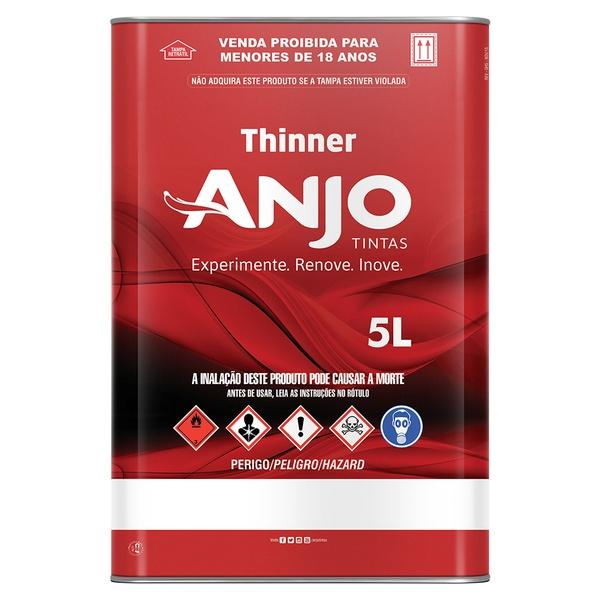 Thinner 2750 5L - Anjo
