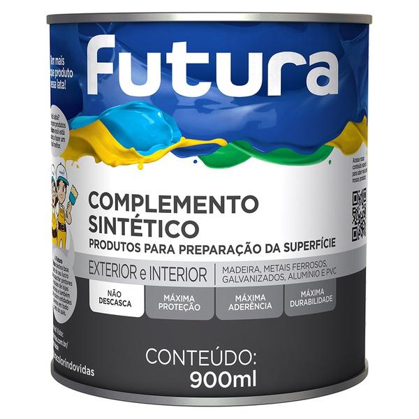 Fundo Nivelador para Madeira Branco 0,9L - Futura