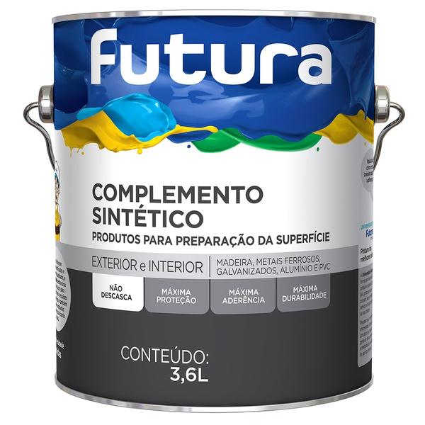 Fundo Nivelador para Madeira Branco 3,6L - Futura