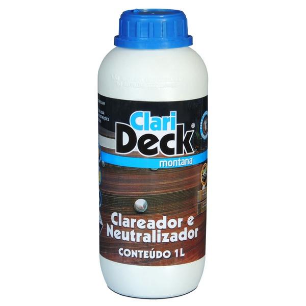 Neutralizador e Clareador ClariDeck 1L - Montana