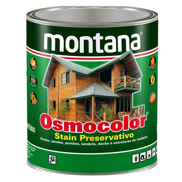 Osmocolor Stain Preservativo 0,9L - Montana