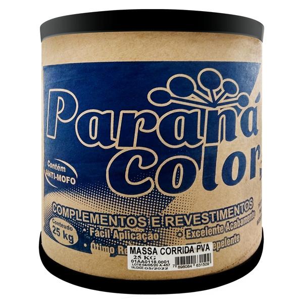 Massa Corrida Barrica 25KG - Paraná Color