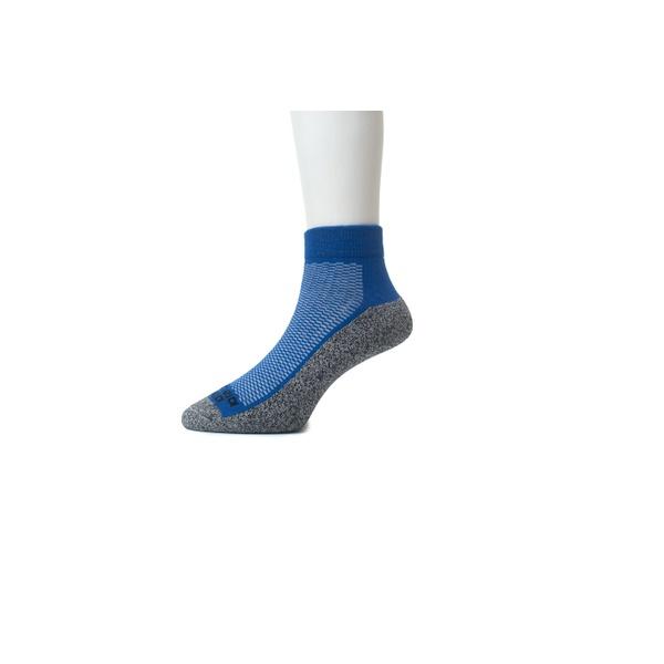 Meia Sport Cano Curto Premium Azul Marinho