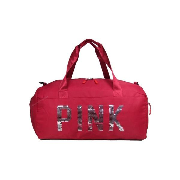 Mala Bolsa de Mão Sportiva Pink Vermelho