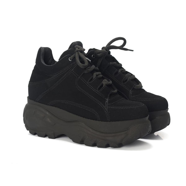 Tenis Buffalo Black Adulto