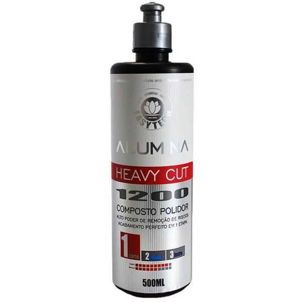 Composto de Corte Alumina Heavy Cut 500ml -Easy Tech