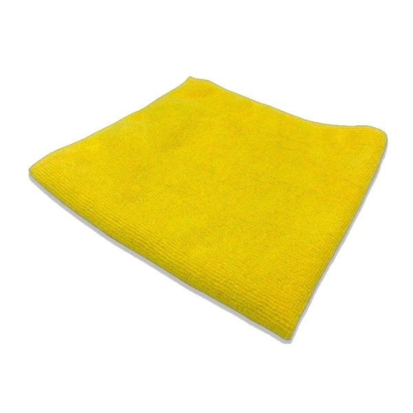 Flanela de Microfibra 47x77 230gsm Amarelo - Mandala