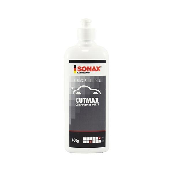Composto Polidor De Corte 0,500 Kg - Cutmax - Sonax