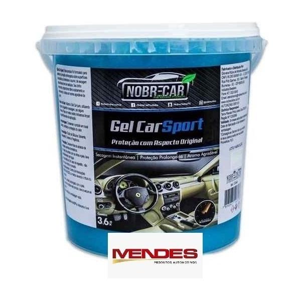Silicone Gel Sport Nobre Car 3,6kg