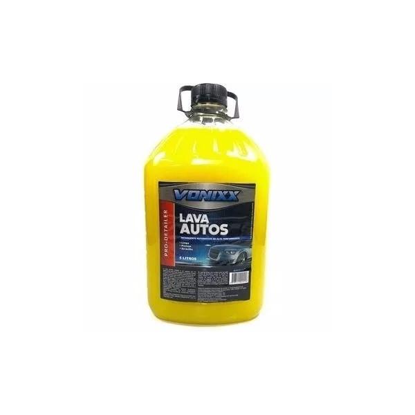Shampoo Lava Auto - 5L - Vonixx