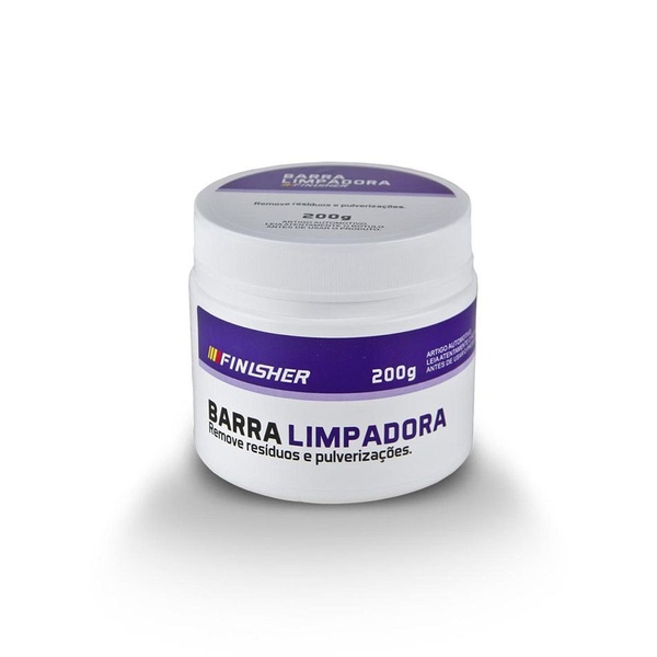 Barra Limpadora 200g Finisher