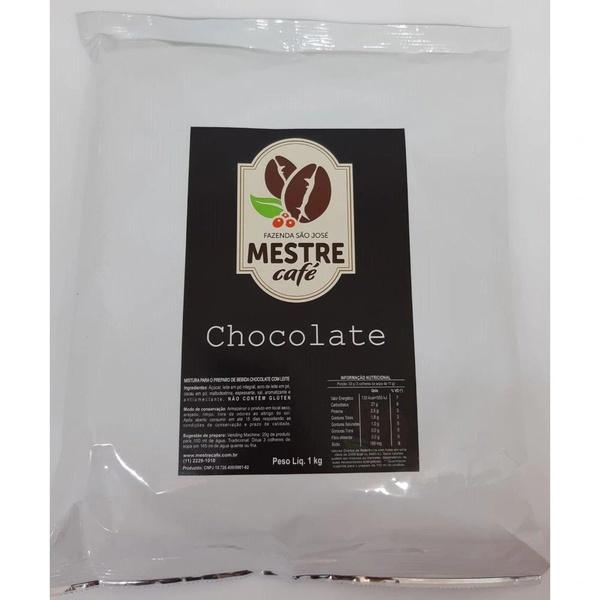CHOCOLATE ITÁLIA MESTRE CAFÉ - 1 Kg