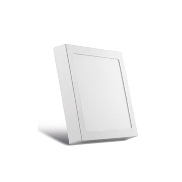 Painel Sobrepor LED Quadrado Branco 40x40Cm 36W BIV SE-240.936 5700k(Luz Branca) - Save Energy