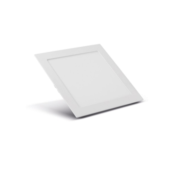 Painel Embutir Led Quadrado Branco 25w 30x30cm Biv Se-240.593 3000K (Luz Amarela) - Save Energy