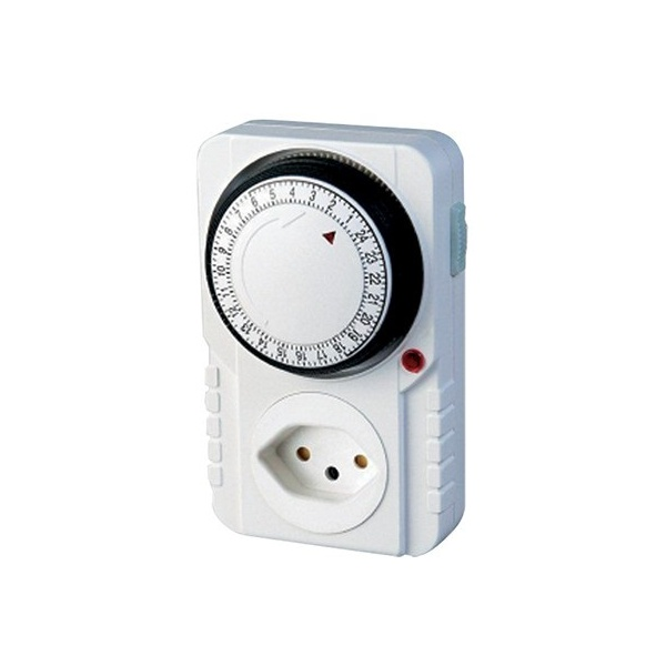 Timer Analógico Bivolt (2P+T) 2510