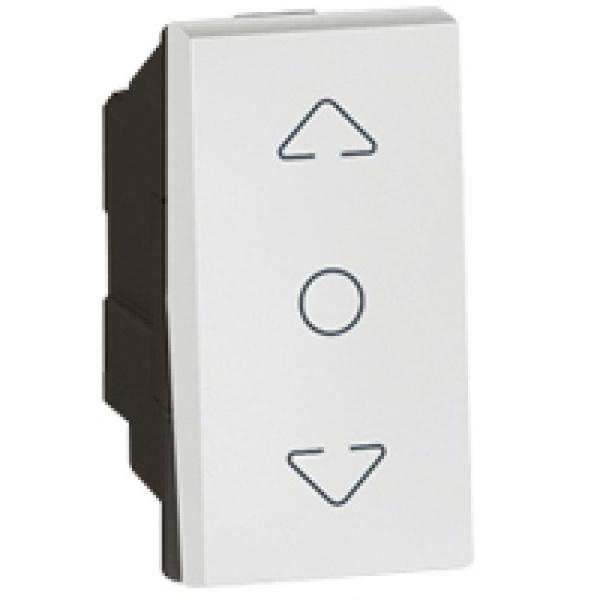 Interruptor para Cortina Branco 572201B - ARTEOR