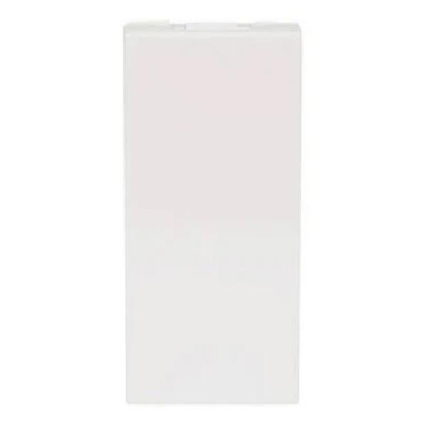 Módulo Cego Simples Branco 582560B - ARTEOR