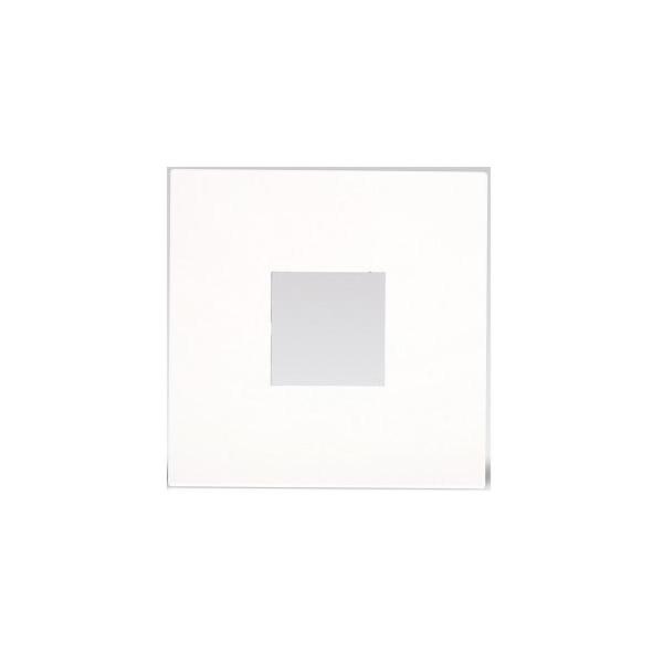 Placa 4 x 4 Branca 2 Mod 575260B - ARTEOR
