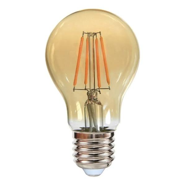 Lâmpada Led Bulbo Vintage A60 4W Bivolt 2400K 5315 - OUROLUX