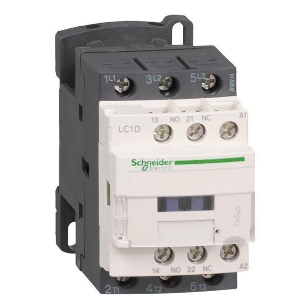 Contator Tripolar LC1D12F7 110V 12A - Schneider