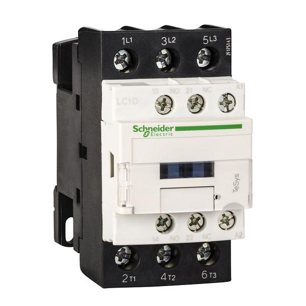 Contator Tripolar LC1D32F7 110V 32A - Schneider