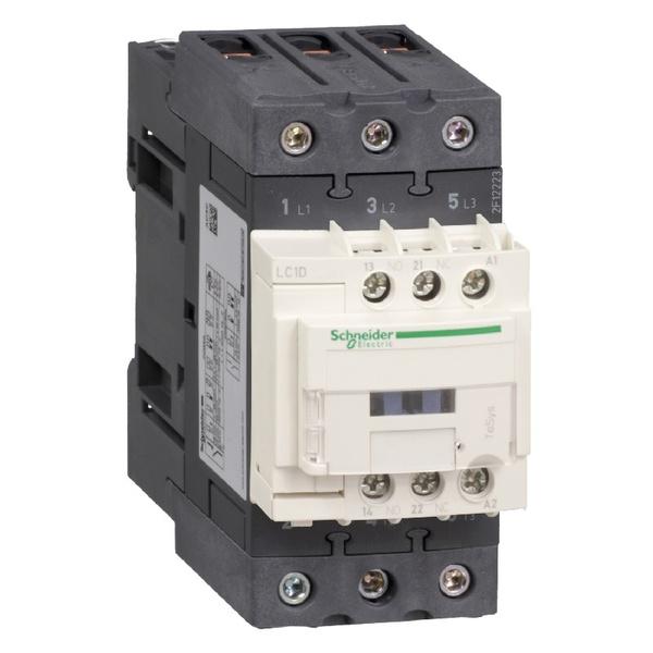 Contator Tripolar LC1D40AF7 110V 40A Everlink - Schneider