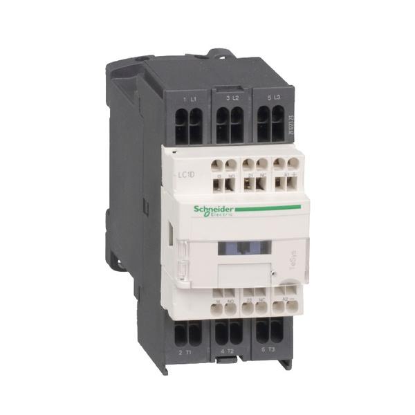 Contator Tripolar LC1D093B7 Fix Mola 24VCA - Scneider
