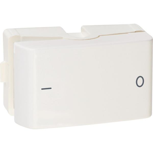 Interruptor Bipolar 10A Branco PRM045151 DECOR - Schneider