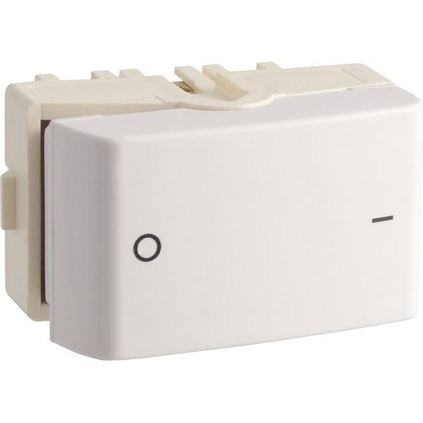 Interruptor Bipolar Simples 25A Branco PRM0450151