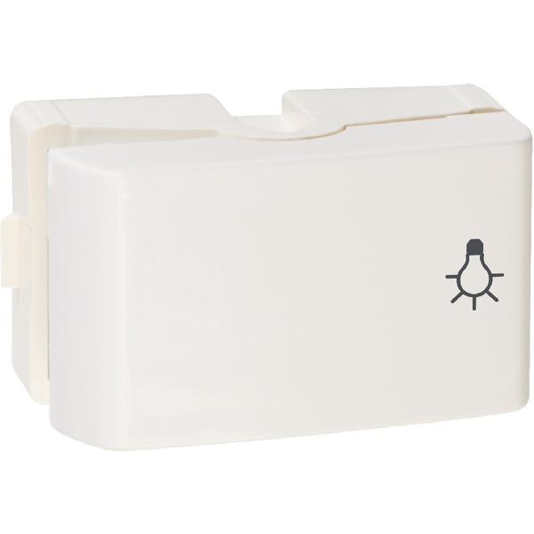 Pulsador MINUTERIA 10A Branco PRM046231 Decor - Schneider