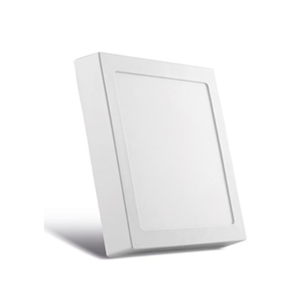 Painel Sobrepor LED Quadrado Branco 30x30Cm 25W BIV SE-240.602 3000k (Luz Amarela) - Save Energy