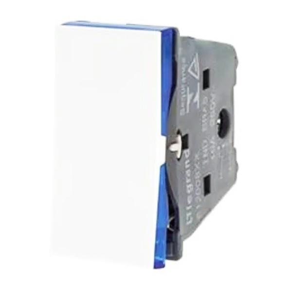 Interruptor Simples Branco - 611000BC Pial Plus+