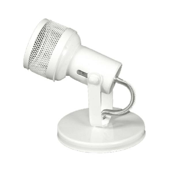 Spot Tela Alumínio 1 Lâmpada 620/1