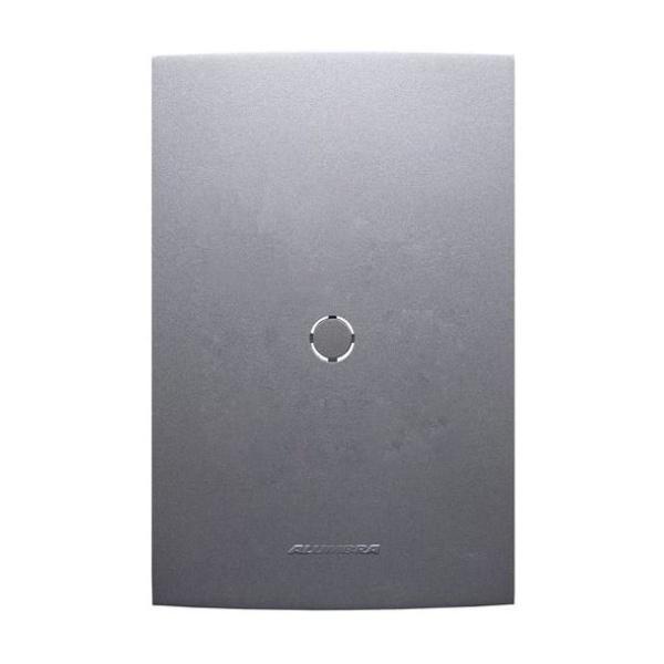 Placa 4x2 Cega c/sup Grafite 85479 - INOVA PRO CLASS