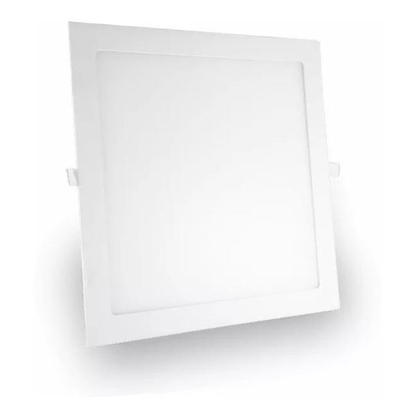 Painel Embutir LED Quadrado 12W Bivolt 6500K MB1202