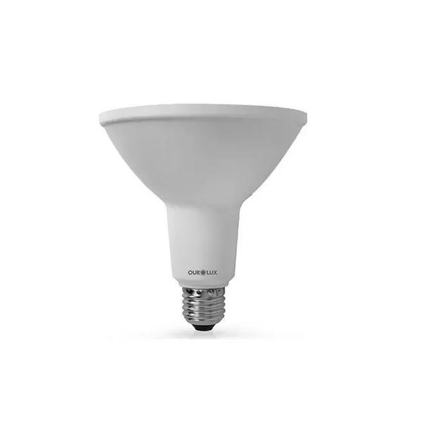 Lâmpada LED PAR38 12W Bivolt 3000K 20118/20115 - OUROLUX