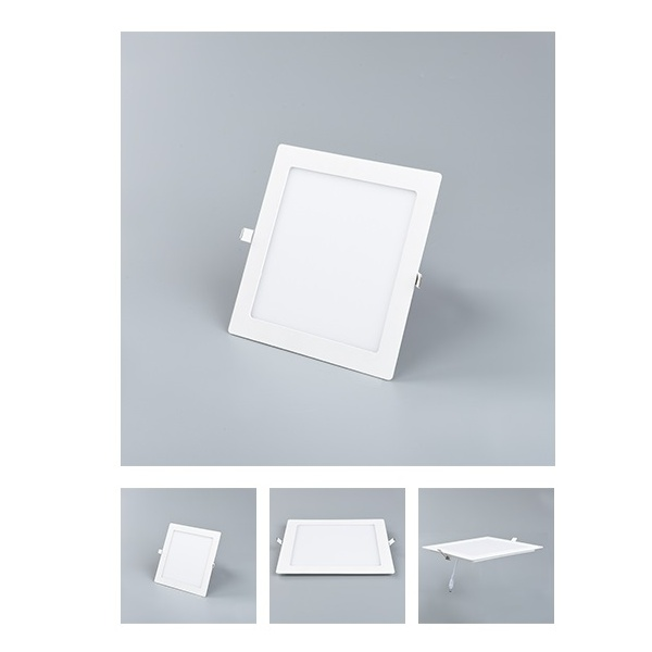 Painel Led Embutir Quadrado 18W Bivolt 6000k 1158 - LedBee