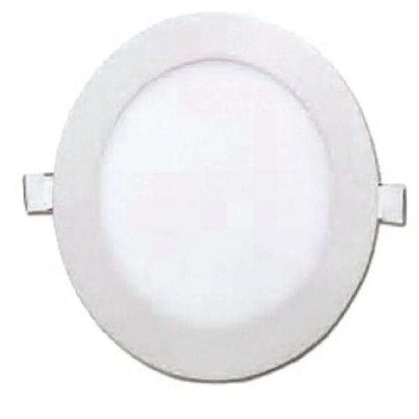 Painel Led de Embutir Redonda 24W 6000k21016 - ECOLUME