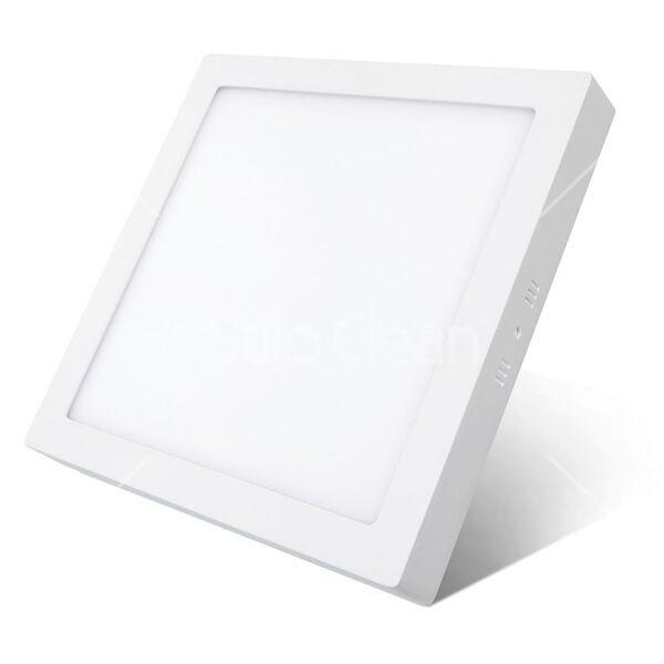 Painel LED Embutir Quadrado 24W Bivolt 6500K 54112 - JNG
