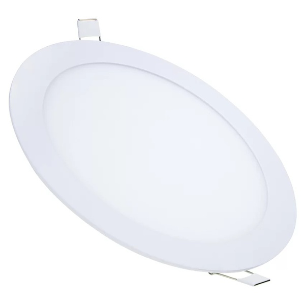 Painel Embutir LED Redondo 24W Bivolt 6500K 55196 - JNG(R)