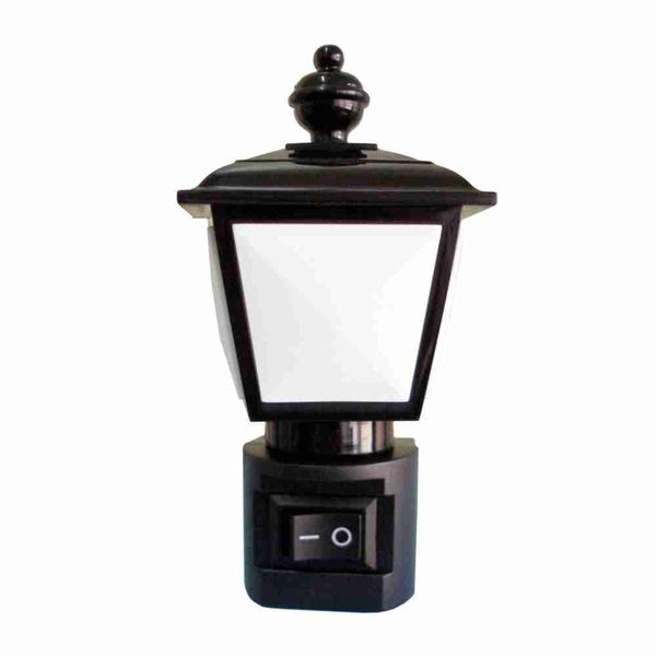 Luz Noturna Lampião para Crianças Idosos e Corredores 110V - DNI 6189