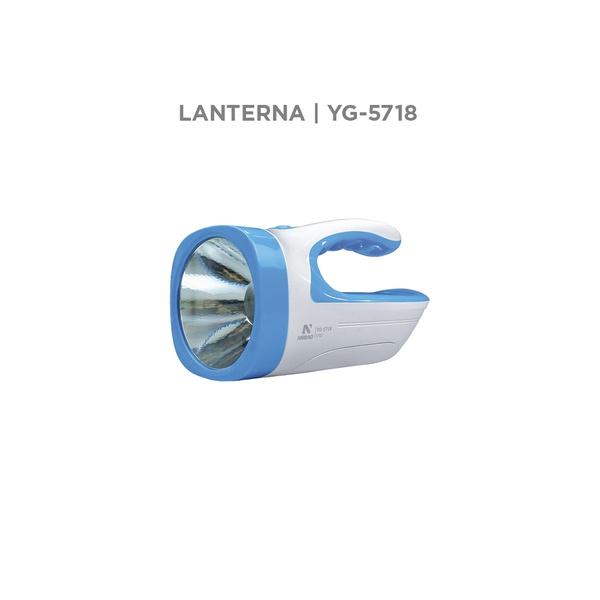 Lanterna Recarregável 12 Leds 2W 146LM YG-5718